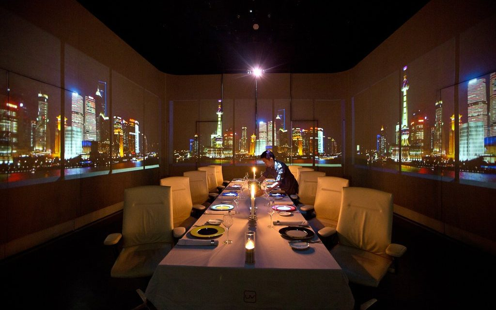 High-Tech Facilities in Restaurants