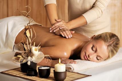 mobile home service massage spa