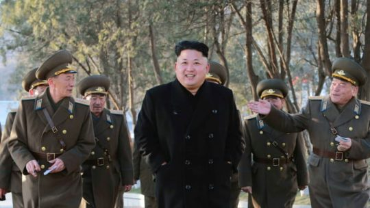 North Korea – Still Survives!